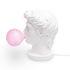 Lampe de table Wonder / H 40 cm - Résine & verre - Seletti