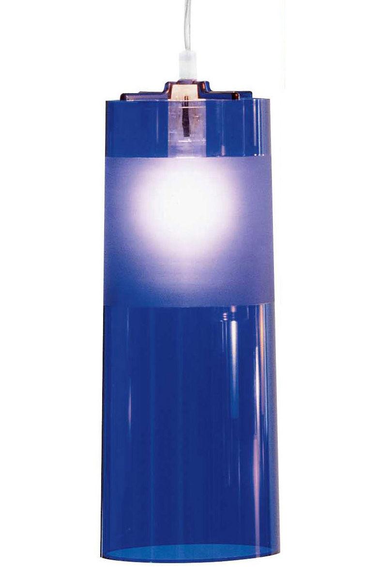 Lighting - Pendant Lighting - Easy Pendant by Kartell - bue - Polycarbonate