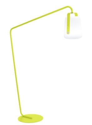 Pied pour lampes Balad / Large H 190 cm - Déporté - Fermob verveine en métal