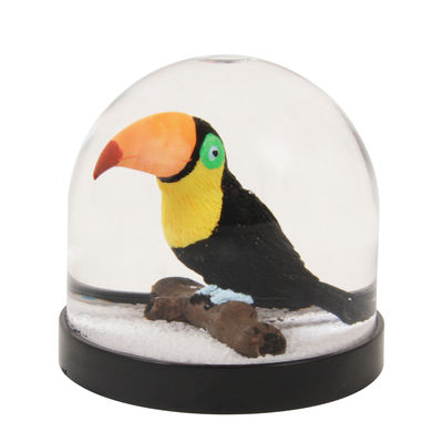 Dekoration - Für Kinder - Schneekugel / Tukan - & klevering - Tukan - Plastik