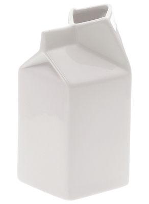 Cucina - Zuccheriere - Caraffa Estetico quotidiano - / Contenitore per il latte di Seletti - Bianco - Caraffa / contenitore per il latte - Porcellana