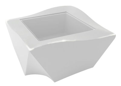 Furniture - Coffee Tables - Kami Ni Coffee table - Lacquered version by Slide - Lacquered white -