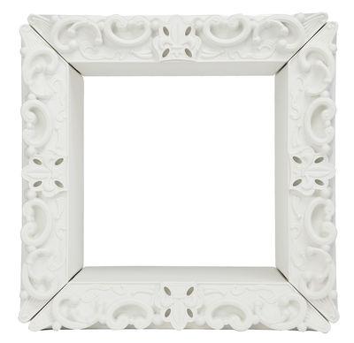 Etagère Jocker of Love /Cube modulaire - 52 x 46 cm - Design of Love by Slide blanc en matière plastique