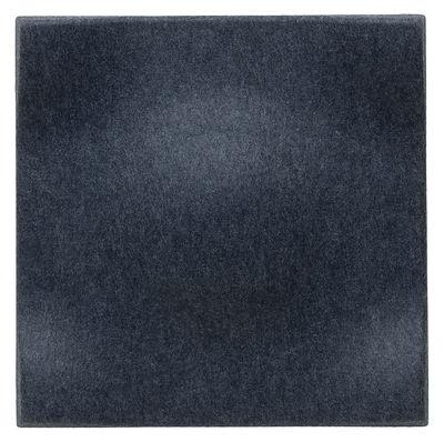 Image of Pannello acustico a muro Soundwave Swell di Offecct - Grigio/Nero - Materiale plastico