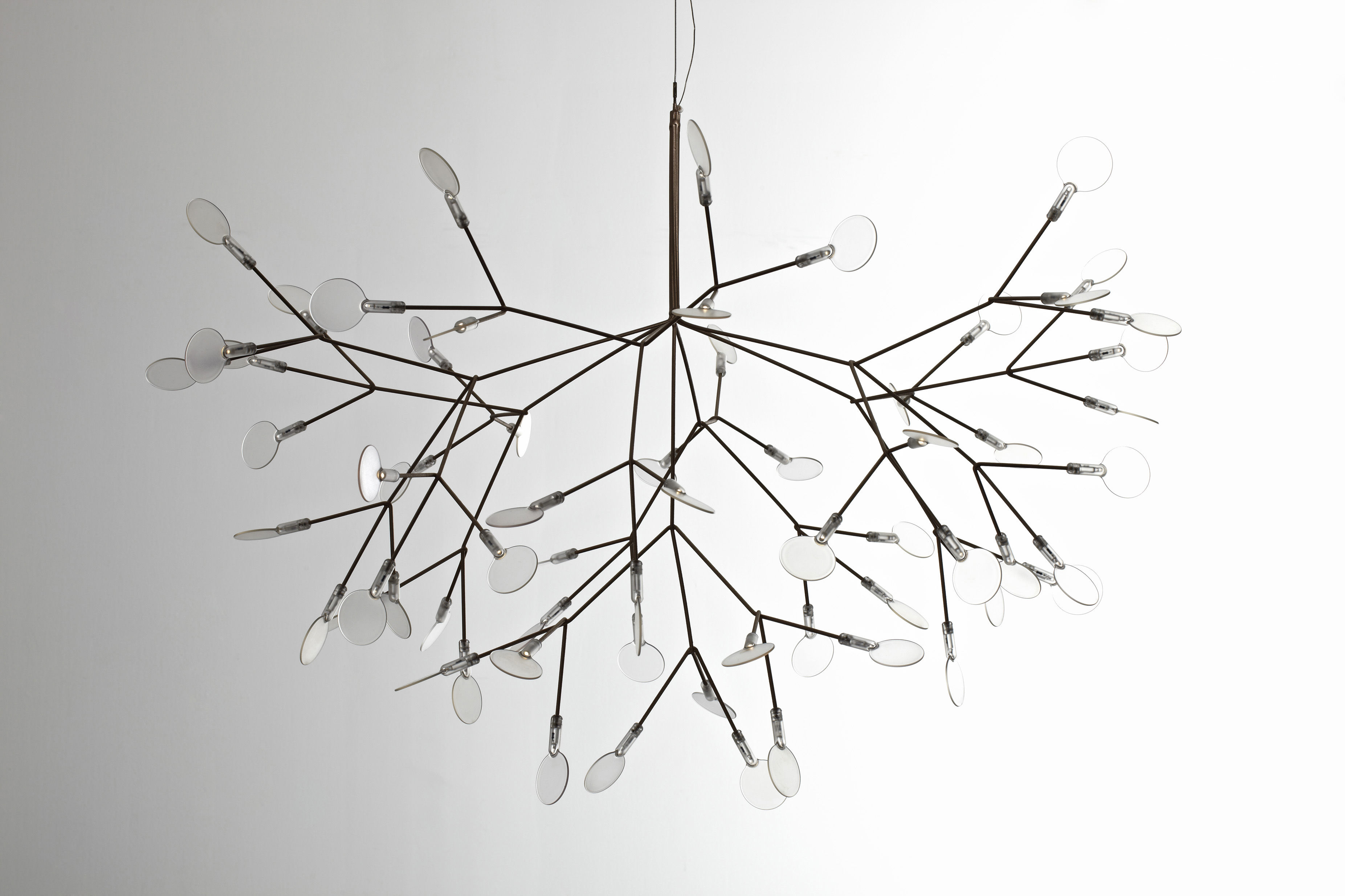 Pendant Heracleum By Moooi Copper Made In Design Uk