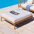 Synthesis Pouf - / Cushion - 100 x 100 cm by Unopiu