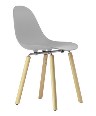 Ta stuhl stuhlbeine aus holz grau stuhlbeine holz for Stuhl grau holz