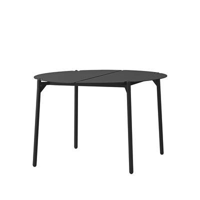 Table basse Novo / Ø 70 x H 45 cm - Métal - AYTM noir en métal