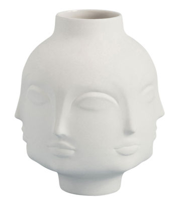 Dekoration - Vasen - Dora Maar Vase - Jonathan Adler - Weiß / Dora Maar - Porzellan