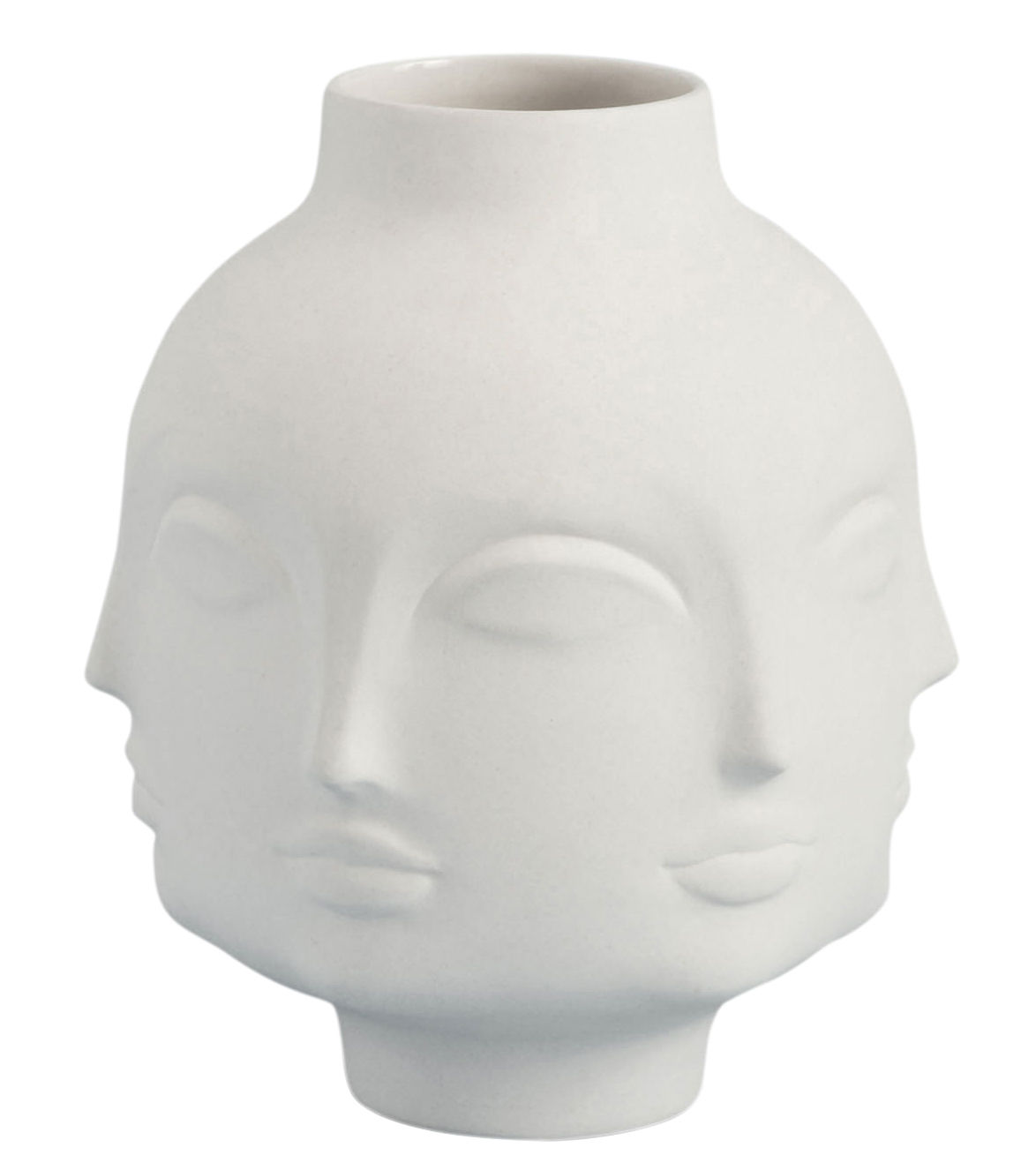 Decoration - Vases - Dora Maar Vase by Jonathan Adler - White / Dora Maar - China