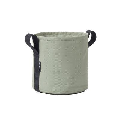 Image of Vaso per fiori Batyline® - / Outdoor - 10 L di Bacsac - Verde - Tessuto
