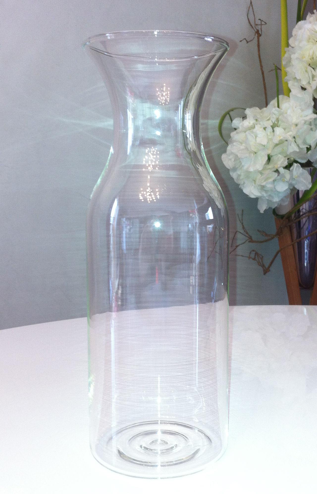 Arts de la table - Carafes et décanteurs - Verrerie de rechange pour Carafe Eva Solo 1L - Eva Solo - Verrerie de rechange - Transparent - Verre