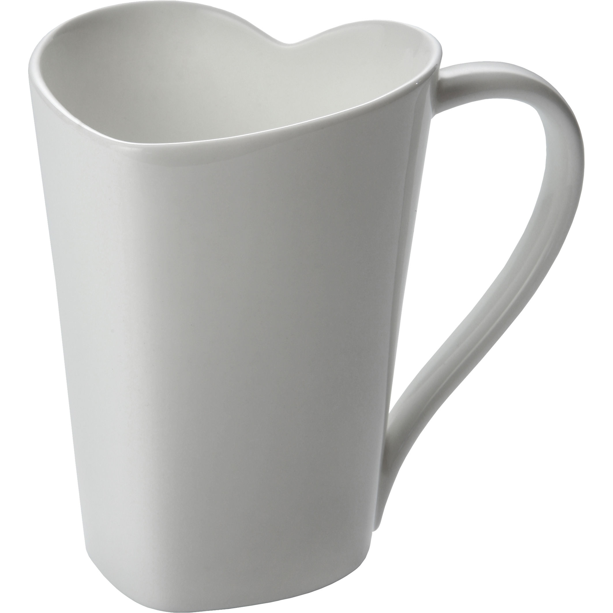 Tischkultur - Tassen und Becher - To Becher - Alessi - Weiß - Keramik