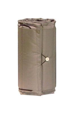 Outdoor - Liegen und Hängematten - Kissen für Bistro Sonnenliege - 171 x 44 cm - Fermob - Taupe - Polyester-Gewebe, Schaumstoff