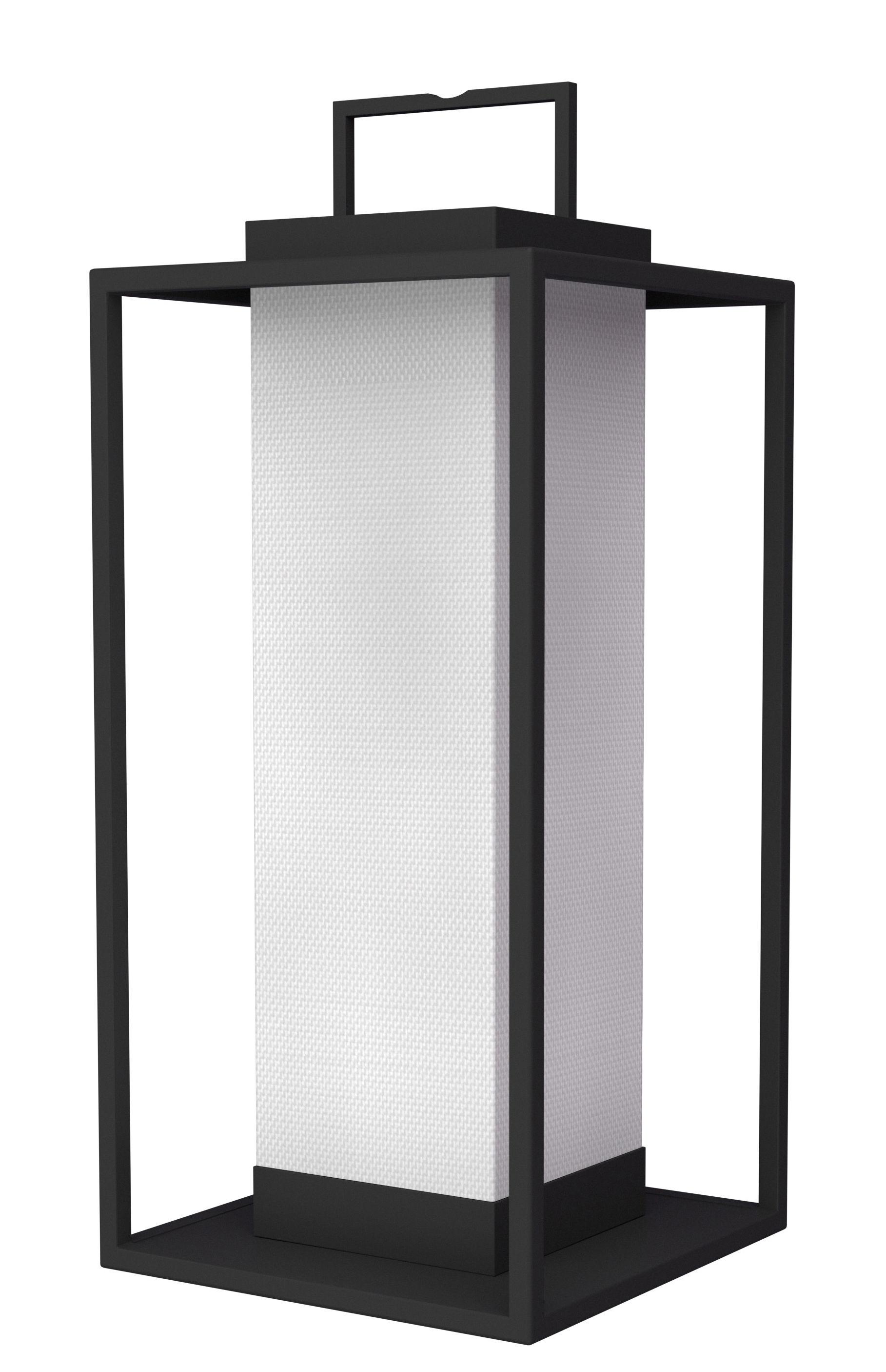 Recharger Lampe Solaire Sans Soleil lampe solaire la lampe pacha / led - sans fil noir - maiori | made