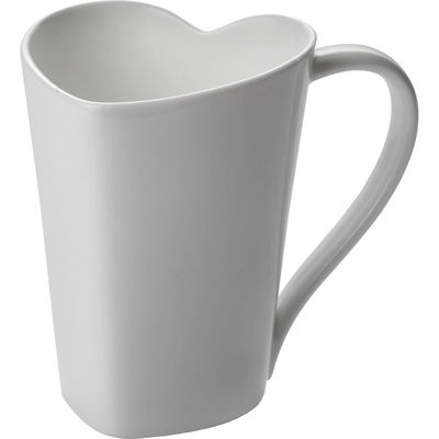 Arts de la table - Tasses et mugs - Mug To - Alessi - Blanc - Céramique