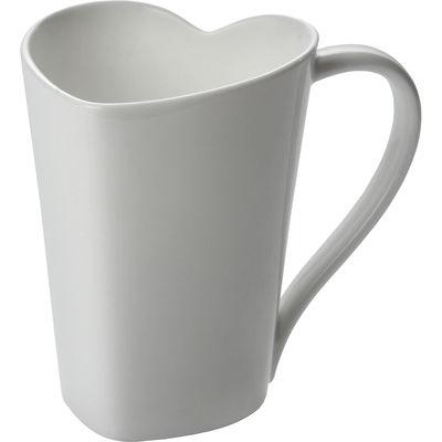 Mug To - Alessi blanc en céramique