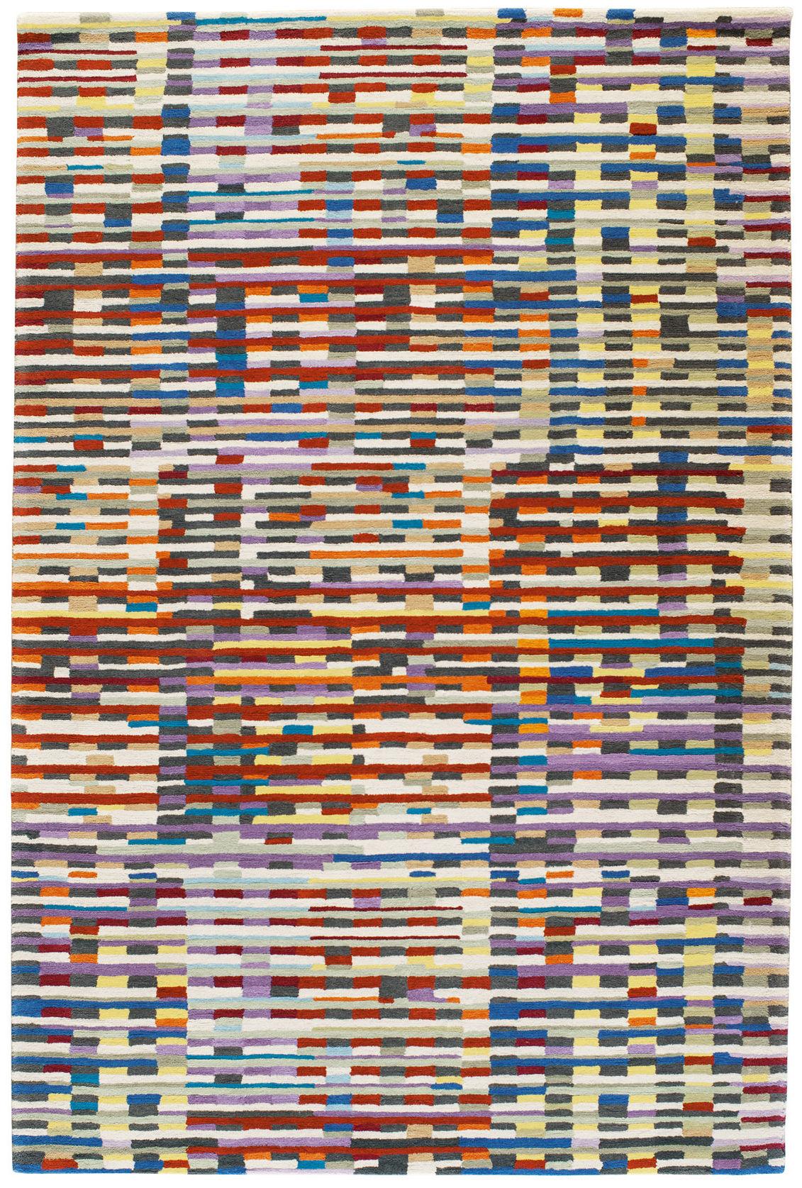 Déco - Tapis - Tapis Cinetic / 170 x 240 cm - Tufté main - Toulemonde Bochart - Multicolore - Laine