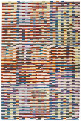 Interni - Tappeti - Tappeto Cinetic / 170 x 240 cm - Lavorato a mano - Toulemonde Bochart - Multicolore - Lana
