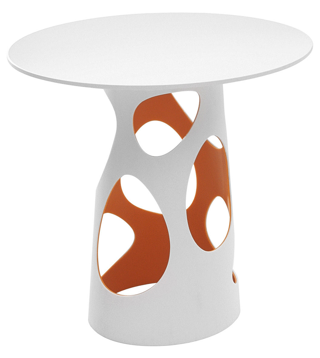 Outdoor - Tables de jardin - Accessoire table / Plateau Liberty - Ø 90 cm - MyYour - Blanc - HPL