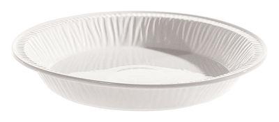 Assiette creuse Estetico quotidiano Ø 23 cm - En porcelaine - Seletti blanc en céramique