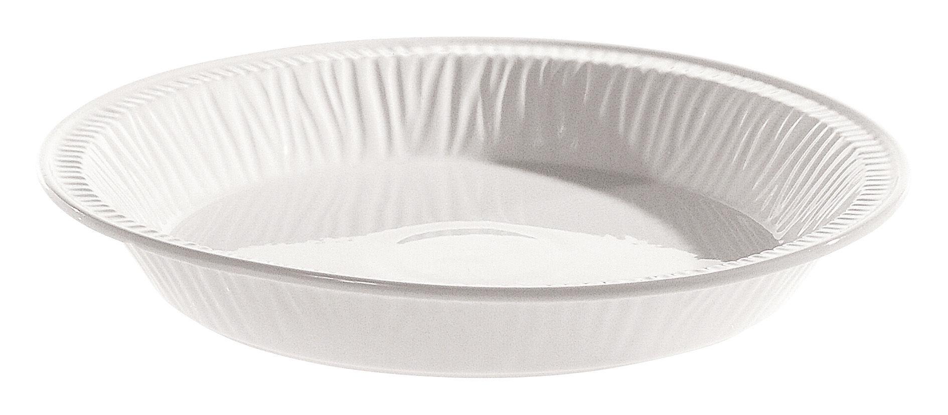 Arts de la table - Assiettes - Assiette creuse Estetico quotidiano Ø 23 cm - En porcelaine - Seletti - Blanc / Assiette creuse Ø 23 cm - Porcelaine
