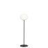 Lampada a stelo Glo-Ball F1 - / H 135 cm - Vetro soffiato a bocca di Flos