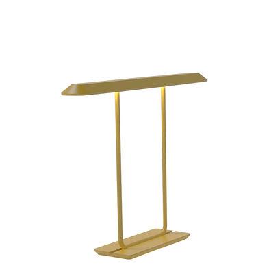 Illuminazione - Lampade da tavolo - Lampada da tavolo Tempio - / LED di Artemide - bronzo - Acciaio, Alluminio