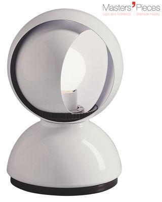 Lampe de table Masters´ Pieces - Eclisse / 1967 - Artemide blanc en métal