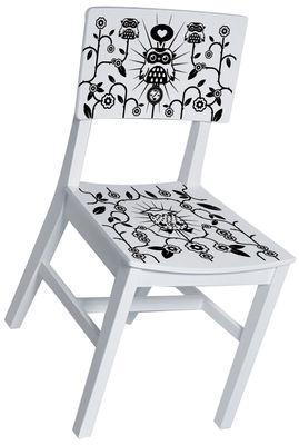 Interni - Sticker - Sticker da mobili Par Tado - Per sedia di Domestic - Noir / Par Tado - Vinile