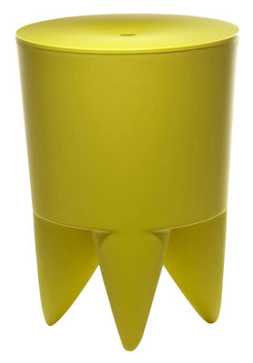 Mobilier - Mobilier Ados - Tabouret New Bubu 1er / Coffre - Plastique - XO - Absinthe - Polypropylène
