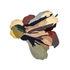 Tappeto Flora - Bloom 1 - / By Santoi Moix - 150 x 166 cm / Lana di Nanimarquina