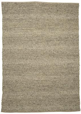 Dekoration - Teppiche - Irish Teppich / 170 x 240 cm - handgewebt - Toulemonde Bochart - Flanellfarben - Wolle