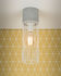 Memphis Ceiling light - / Cement & iron by It's about Romi