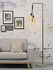 Oslo Floor lamp - / 3 bulbs - H 190 cm by It's about Romi