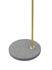 Lampadaire IC F1 Outdoor / H 135 cm - Base pierre - Flos