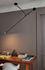 Suspension Aaro LED / L 162 cm - Bras mobile - DCW éditions