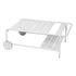 Table basse Luxembourg / Avec roues - 105 x 65 cm - Fermob