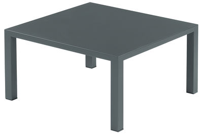 Table basse Round / Métal - 80 x 80 cm - Emu fer ancien en métal