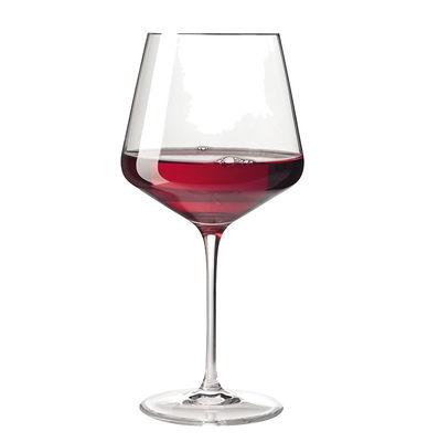 Tableware - Wine Glasses & Glassware - Puccini Wine glass - For Bourgogne by Leonardo - Transparent - Teqton glass