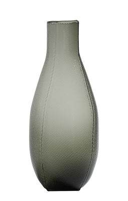 Arts de la table - Carafes et décanteurs - Carafe Tela / 1.5 L - Hay - Gris - Verre moulé