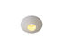 Sopra Downlight Ceiling light - / Integrated spotlight Smooth porcelain by Original BTC