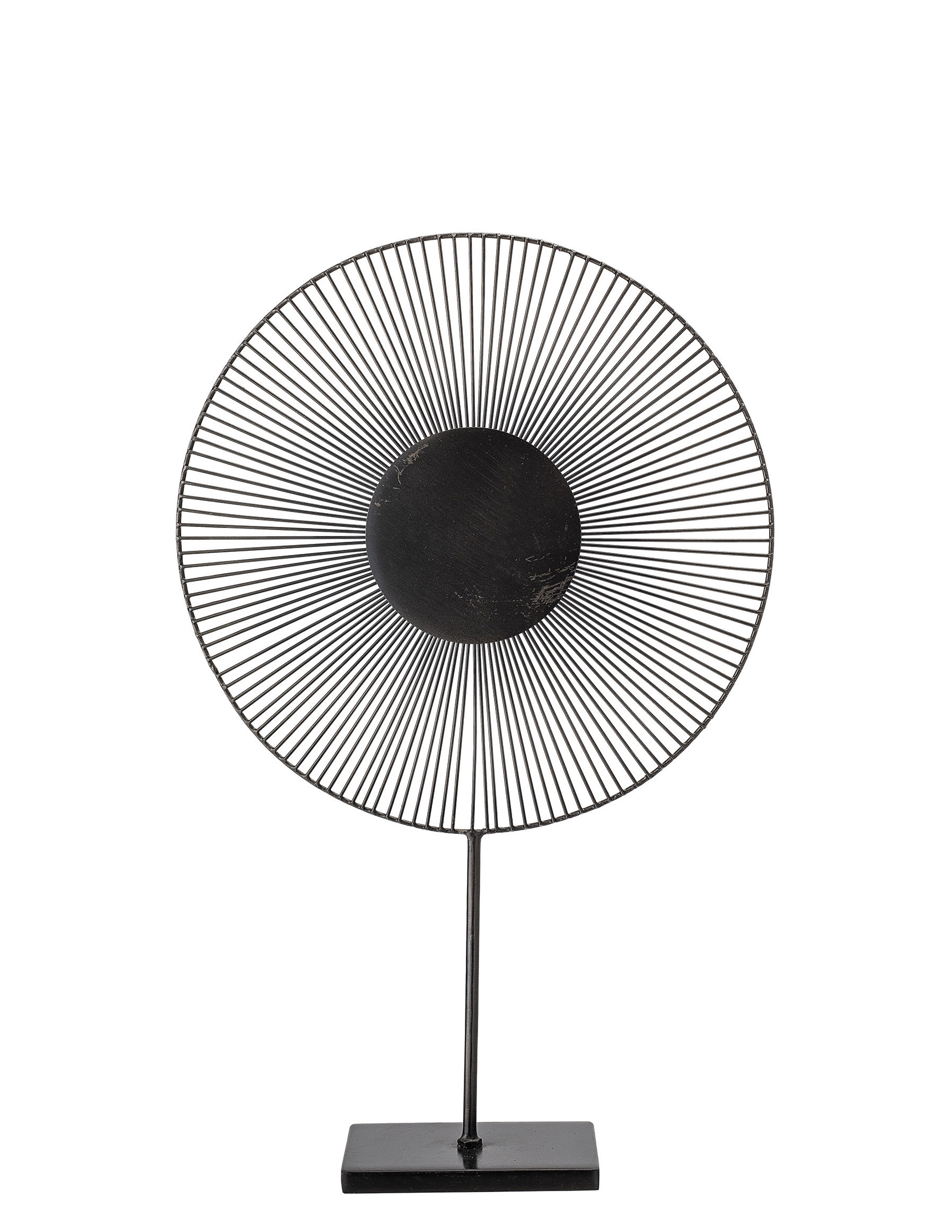 Decoration - Home Accessories - Decoration - / Metal by Bloomingville - Black - Metal