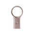 Nomaday Light Key ring - / Mini-LED torch - USB charging by Lexon