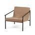 Curve Padded armchair by Serax