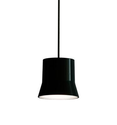 Gio Light Pendelleuchte / LED - Ø 10,7 cm - Artemide - Schwarz