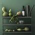 String® Pocket Regal / MDF - L 60 x H 50 cm - String Furniture