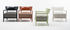 Cara Solid Color Sessel / Stoffbezug - Kartell
