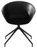 Duna 02 Swivel armchair by Arper