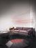 Canapé droit Madison Tissu / 2½ places - L 204 cm - Bolia
